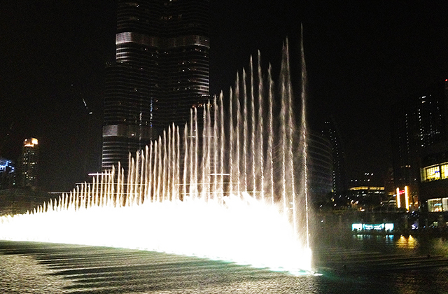 Things to do in Dubai - Dubai Fountain