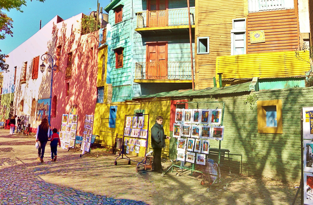Things to do in Buenos Aires - Conventillo in La Boca