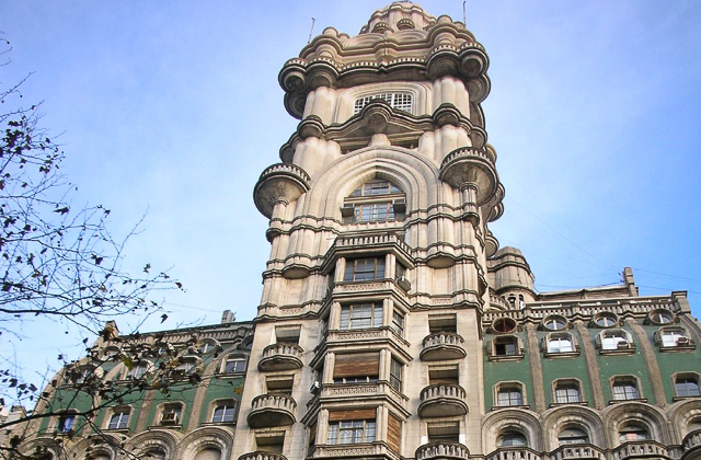 Things to do in Buenos Aires - Palacio Barolo