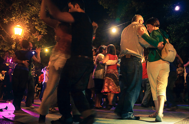 Things to do in Buenos Aires - Plaza Dorego