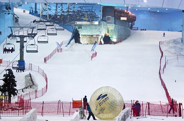 Things to do in Dubai - Ski Dubai