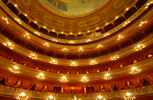 Things to do in Buenos Aires - Teatro Colon