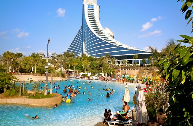 Things to do in Dubai - Wild Wadi Waterpark