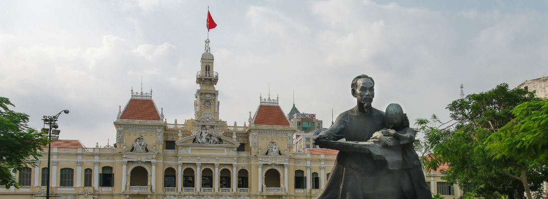 Ho Chi Minh City Tour - Your Mobile Travel Guide, Tour, and Map